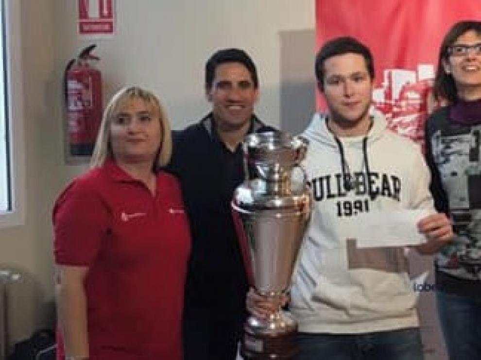 Daniel Pallarés estrena el palmarés del Torneo Santa Bárbara