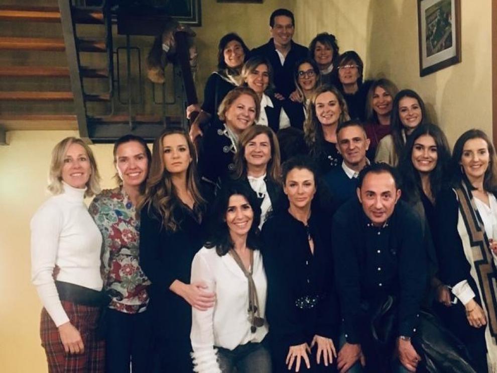 Diez altoaragoneses, en el Máster de Aragón