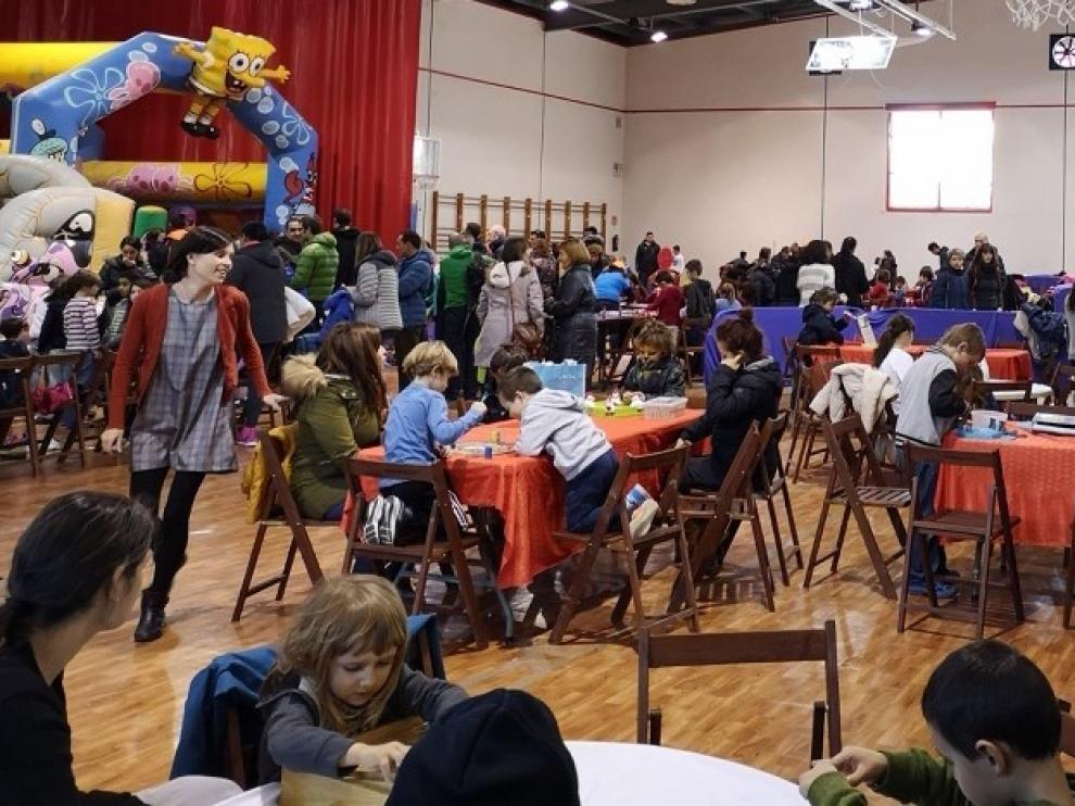 Los niños de la Jacetania se divertirán gracias al parque infantil Pirichiquis