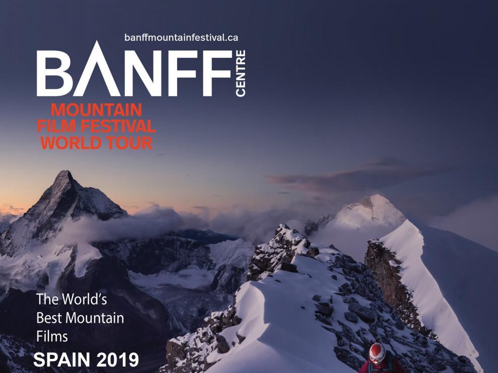 El Tour Mundial del Banff España regresa a Huesca con el mejor cine de montaña, aventura y deporte extremo