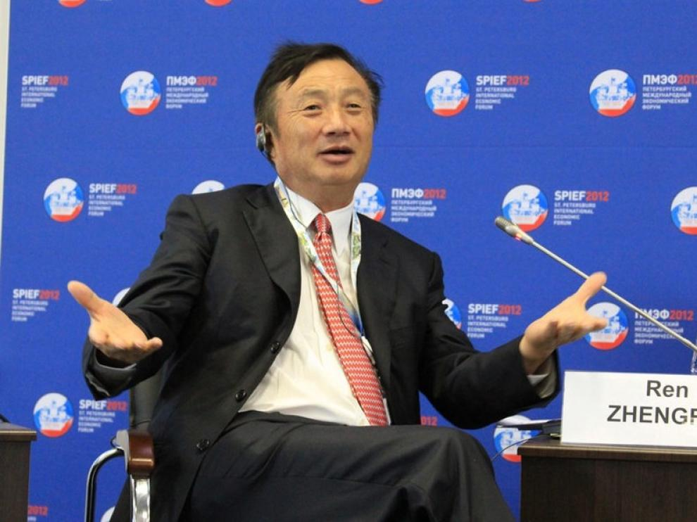 "Ren Zhengfei, presidente de Huawei: ""La red 5G de España va a ser la mejor de Europa"""