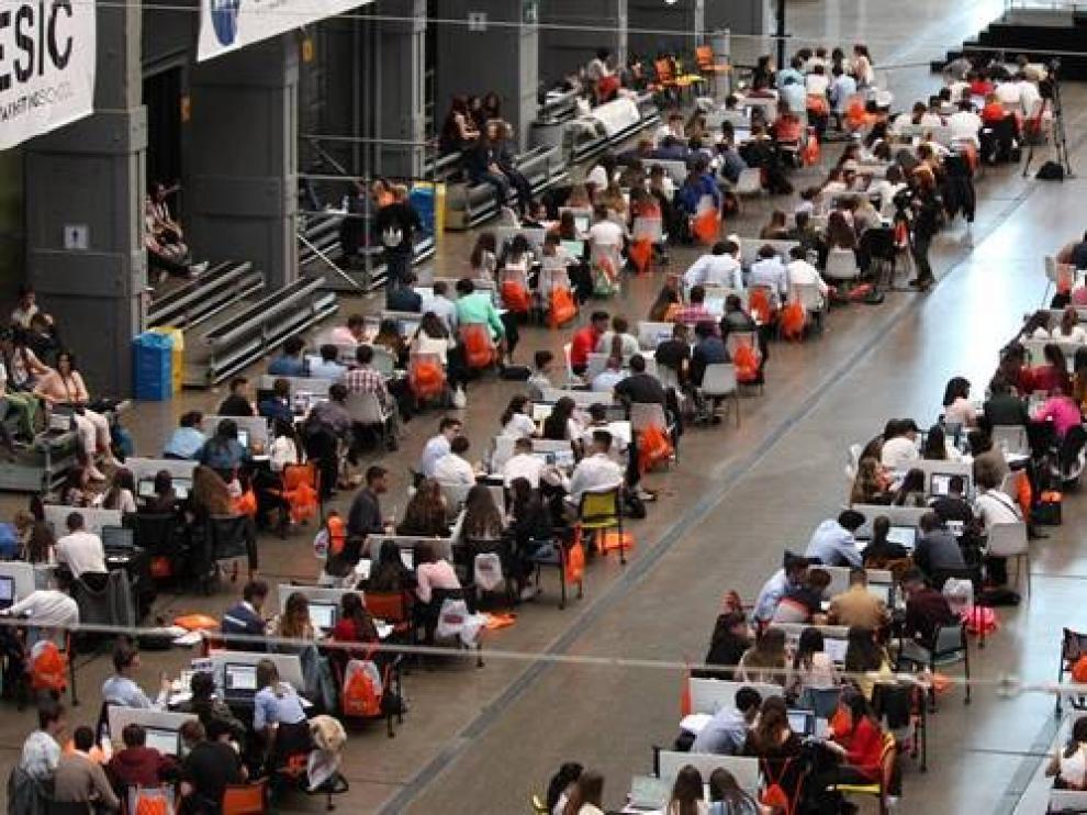 Más de 200 jóvenes aragoneses compiten por ser los mejores emprendedores de toda España