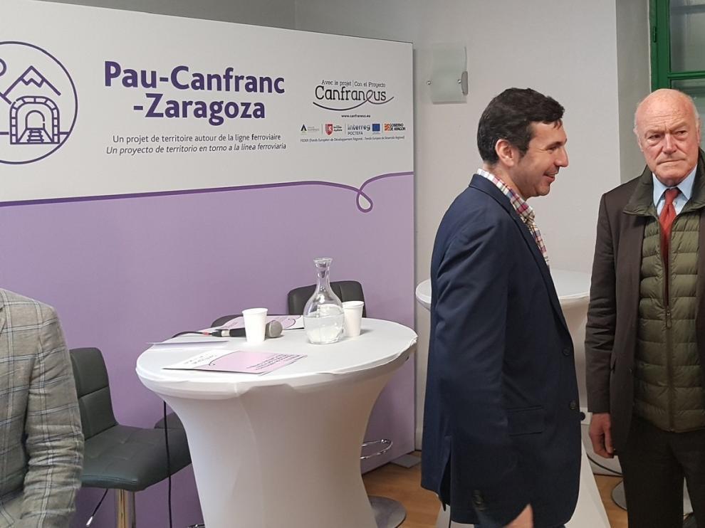 El Libro Blanco destaca el potencial económico y social de la línea del Canfranc