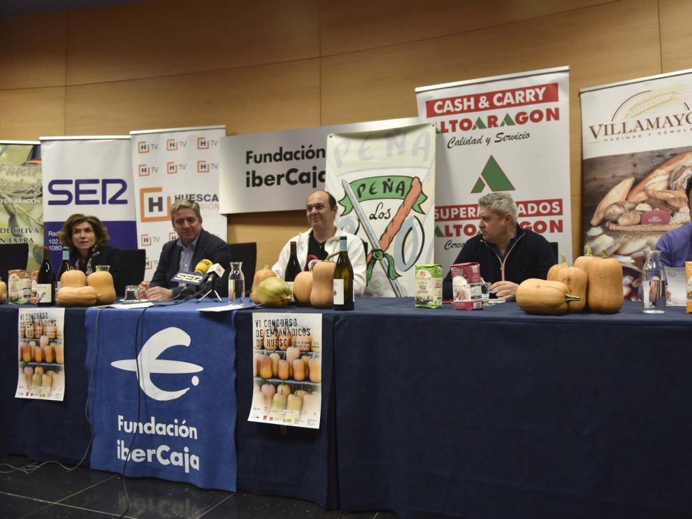 El VI Concurso del Empanadico reivindica este domingo en Huesca el postre navideño por excelencia en la provincia