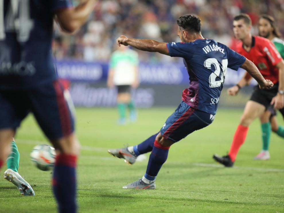Las remontadas, una cuestión casi imposible cuando juega el Huesca