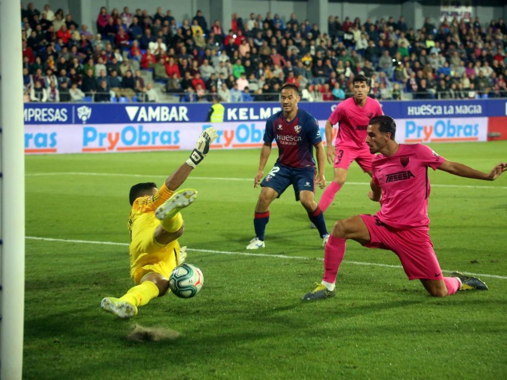 Las redes sociales, un campo donde el Huesca juega muy bien posicionado