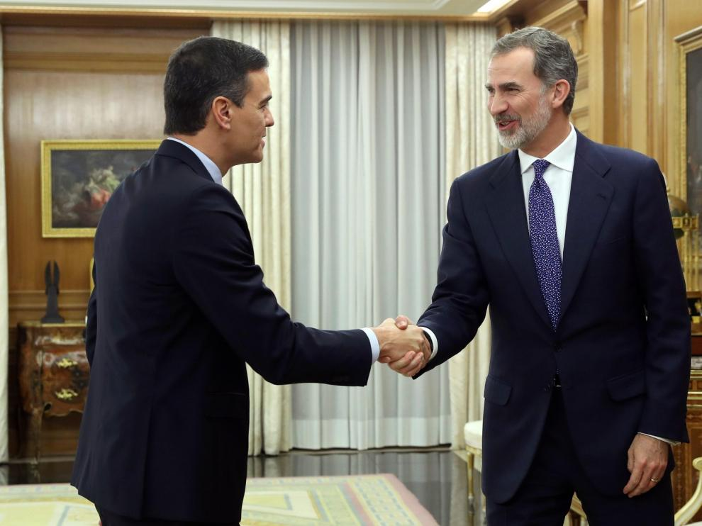 Pedro Sánchez se volverá a someter a una investidura