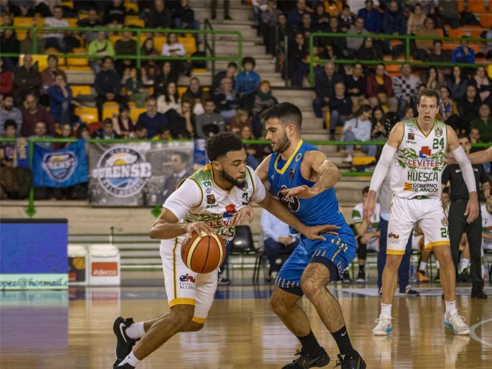 Levitec Huesca quiere confirmar su fortaleza en casa