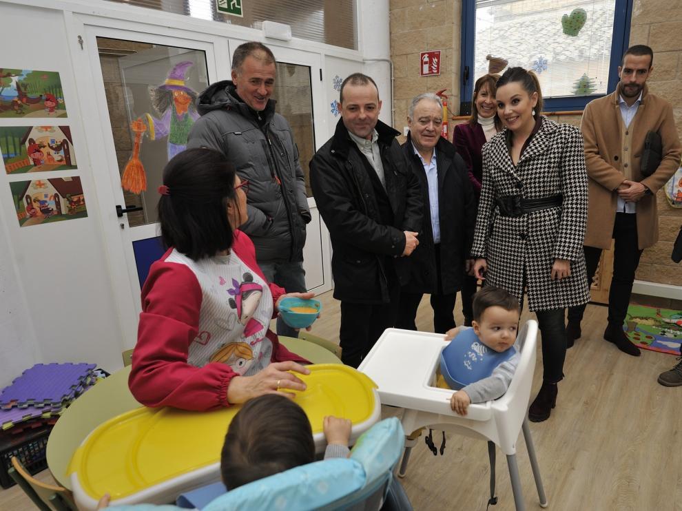La banda ancha llega a más del 70 % de las 321 localidades de la provincia de Huesca previstas en el proyecto