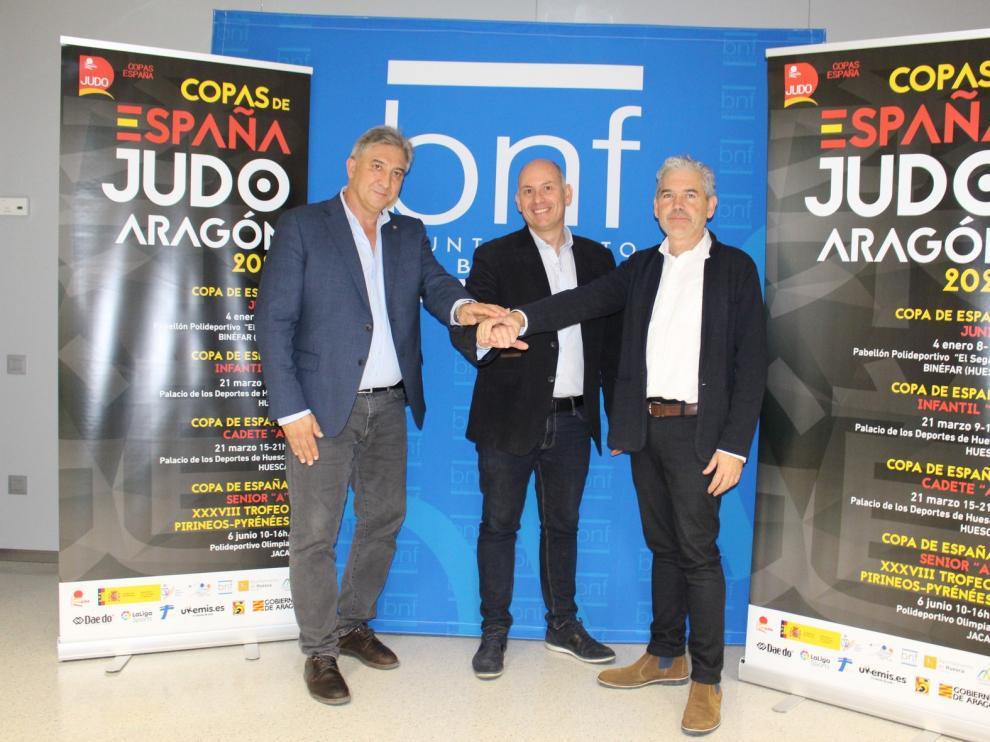 La Copa de España Junior de Judo llega a Binéfar para quedarse
