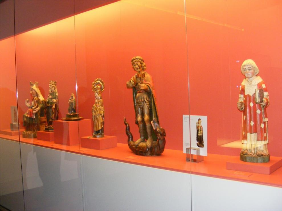 El Museo Diocesano de Barbastro-Monzón lleva 9 años preparado para recibir las obras