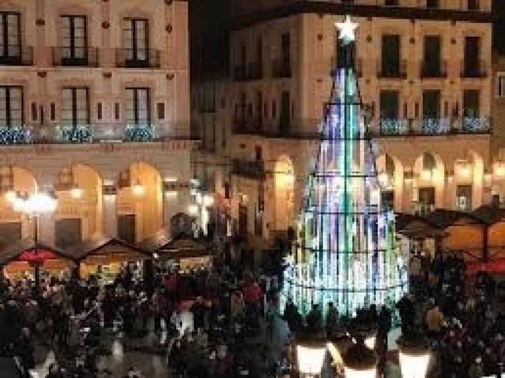 Actividades navideñas en Huesca para este fin de semana