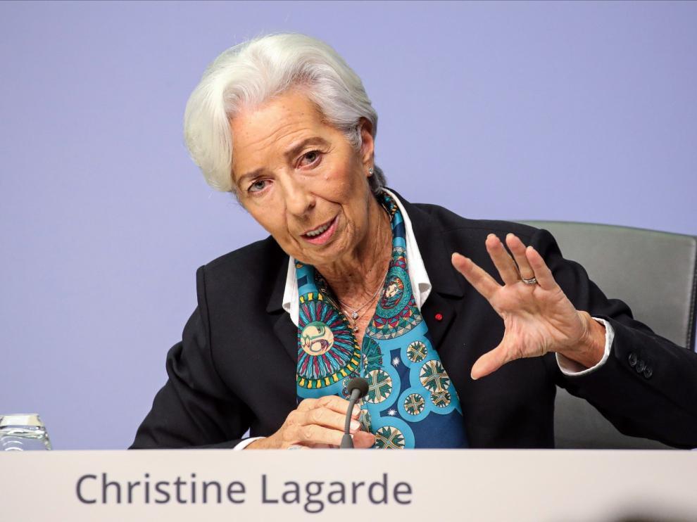 Christine Lagarde aboga por revisar la estrategia del BCE