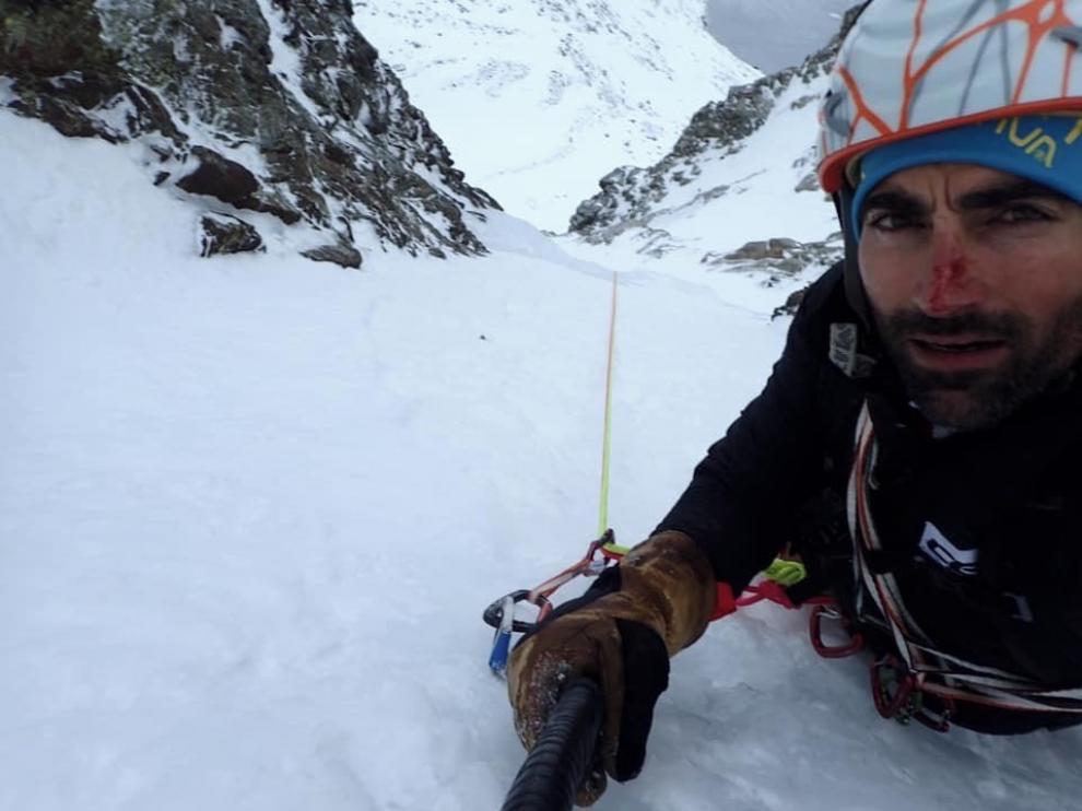 Jonatan García intentará el Everest en invierno
