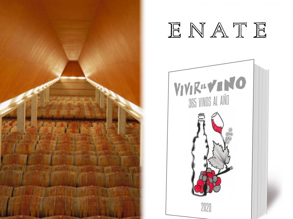 """Bodega Enate, premio """"Mejor trayectoria"""" en los """"11 Magníficos"""" 2020 de Vivir el Vino"""