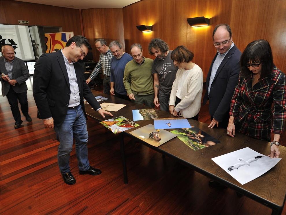 El jurado de los Premios Félix de Azara elige a los ganadores de todas las categorías