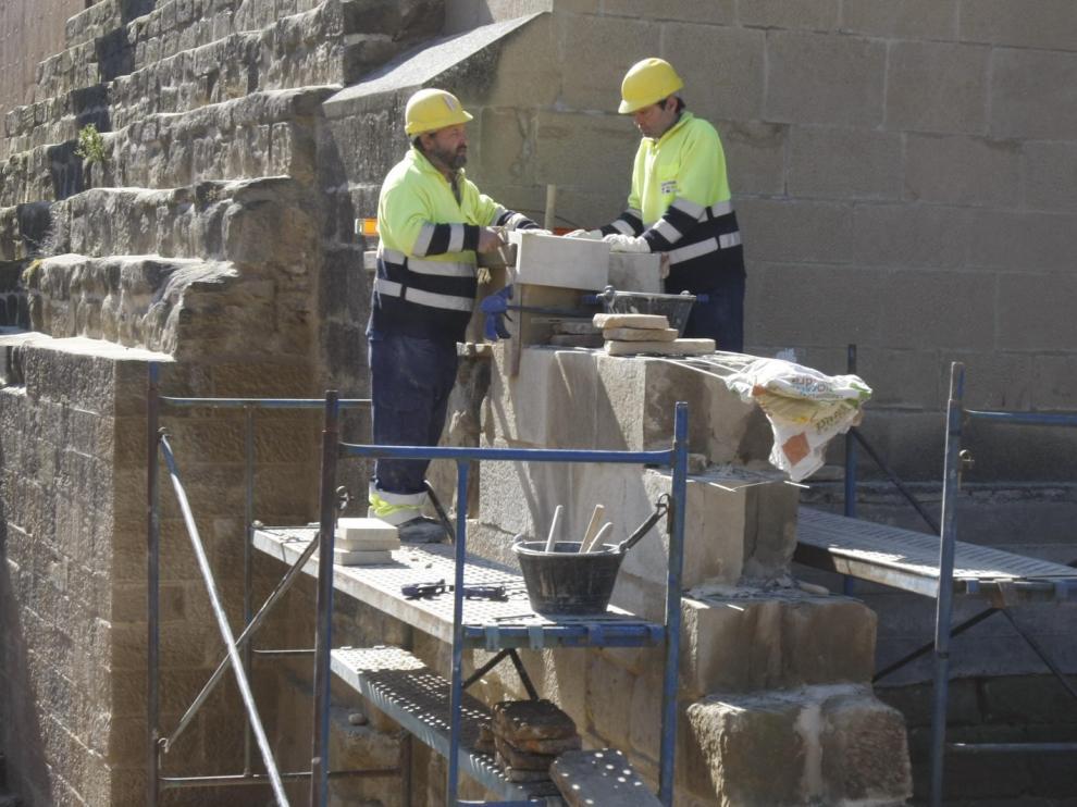 El Inaem aprueba 16 escuelas y talleres de empleo en la provincia de Huesca