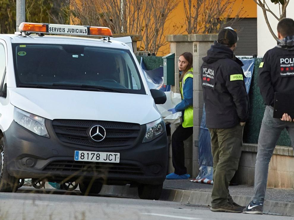 Investigan la muerte de dos niñas y el suicidio de su madre en Gerona