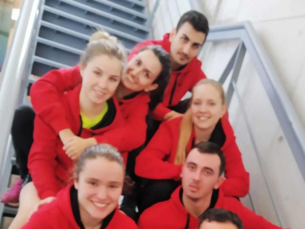 Huesca La Magia suma su segundo triunfo y va por el buen camino