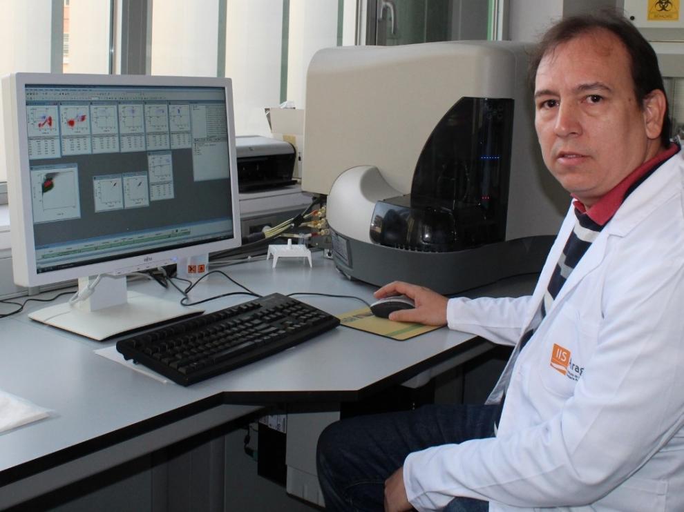 Un tratamiento contra el cáncer une Aragón y EE. UU.
