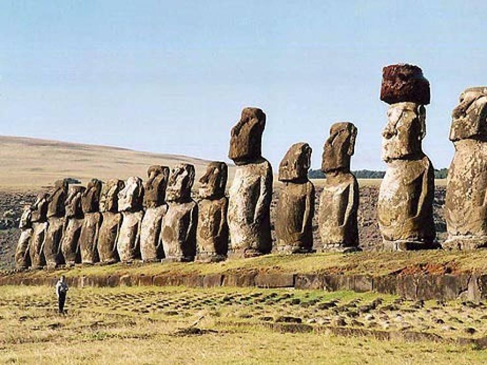 Los moai de Isla de Pascua invocaban la fertilidad agrícola