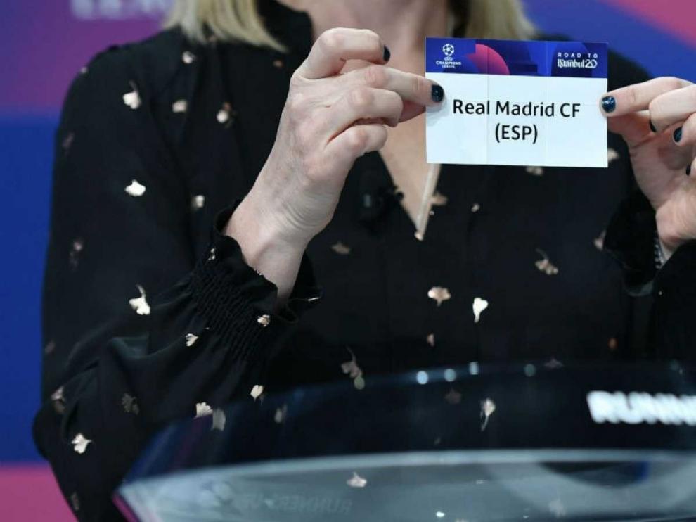 Real Madrid-City, Atlético-Liverpool, Nápoles-Barça y Atalanta-Valencia, en octavos Champions