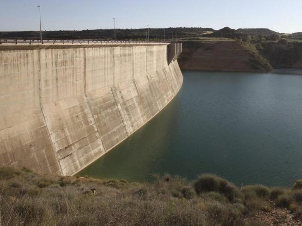 Embalses de la cuenca del Ebro al 89,3 % tras bajar un 1,7 % la última semana