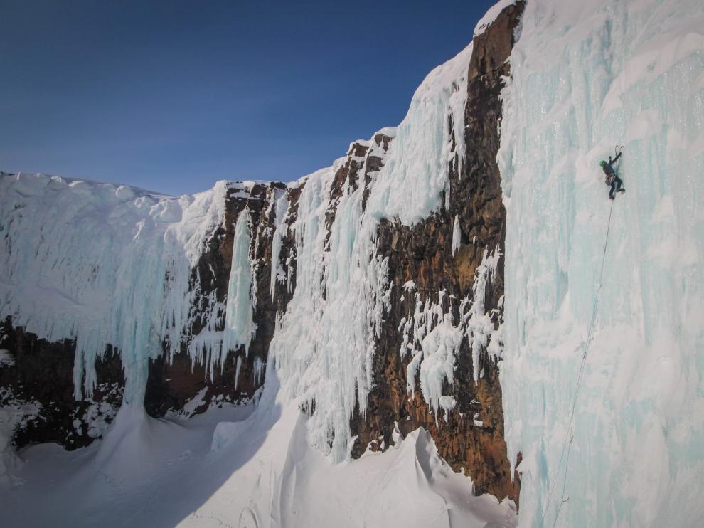 Exploración pionera en el Ártico ruso