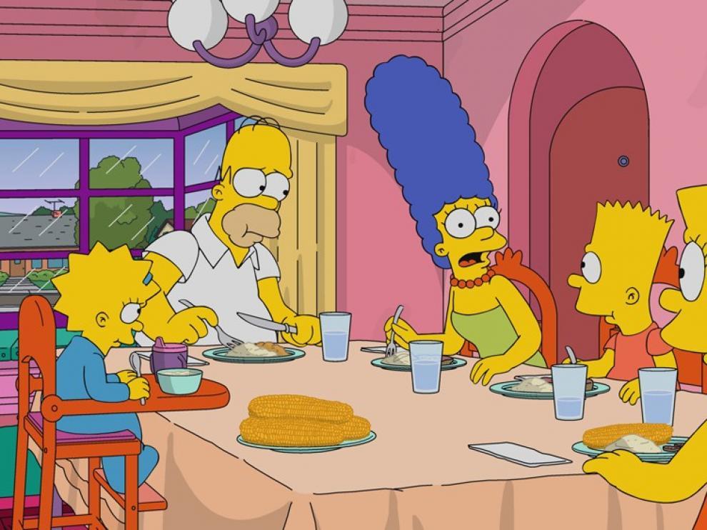 """""""Los Simpson"""" cumple 30 años desafiando al paso del tiempo"""