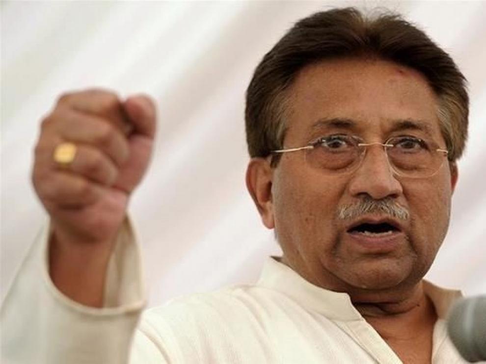Pena de muerte para el expresidente de Pakistán Pervez Musharraf