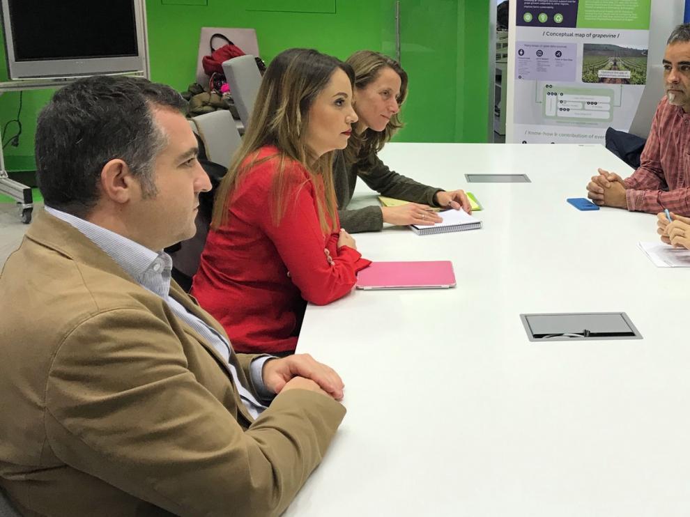 Industria se suma al Centro de Investigación Gastronómica de Huesca