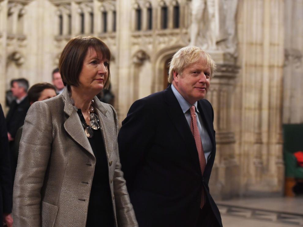 """Johnson se aferra a su calendario y la UE ve el plazo """"muy limitado"""""""