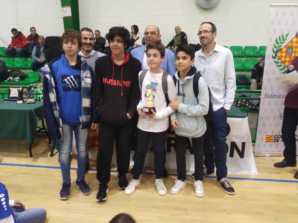 Jaime Casas de Monzón gana el Regional Relámpago por equipos