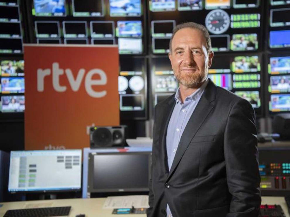 Ariza renuncia a dirigir los Informativos de La 1 de TVE