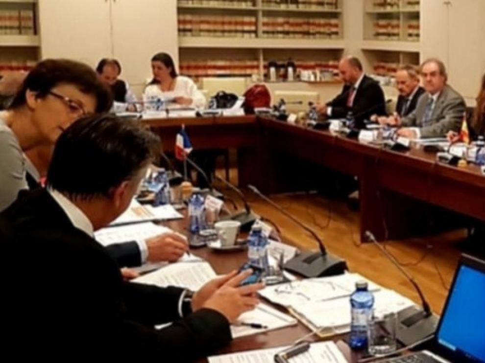 La Comisión Intergubernamental del Túnel de Somport se reúne en Madrid
