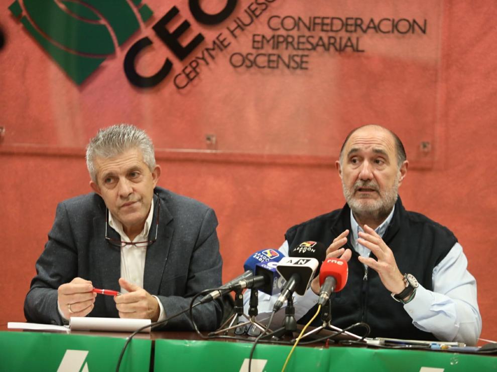 Asaja Huesca anuncia movilizaciones para reivindicar la importancia del sector primario