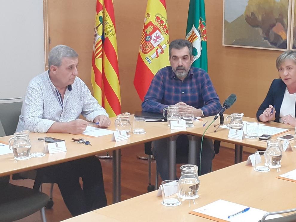 El Ayuntamiento de Fraga reclamará a la DGA la subvención por la Ciudad del Deporte