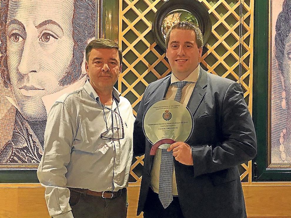 La Federación Aragonesa celebra su fiesta anual
