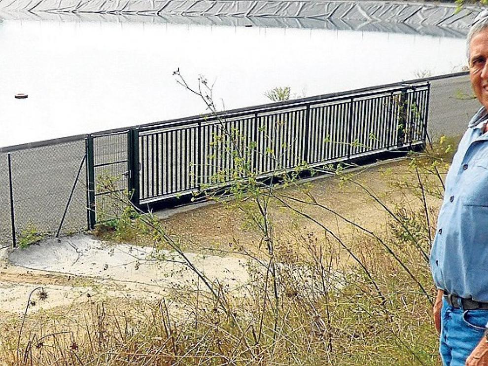 La obras para modernizar la red del Canal del Cinca, en 2020