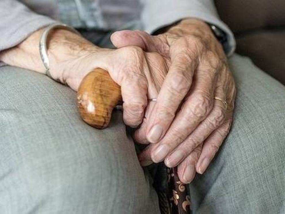 La brecha en las pensiones es del 37,04 % en Aragón, de 477,24 euros al mes