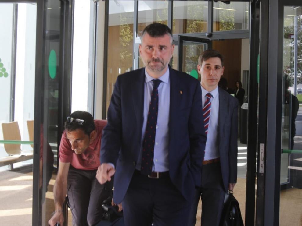 Sijena pide el embargo de bienes y derechos de Santi Vila