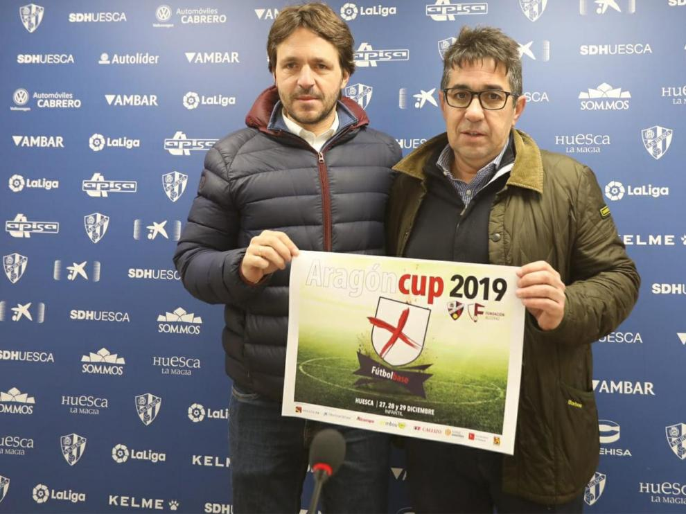 El Torneo Aragón Cup sigue creciendo y se consolida como referencia nacional
