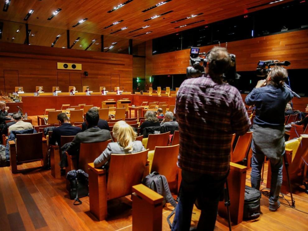 ERC aparca la negociación tras el fallo de la UE sobre Junqueras