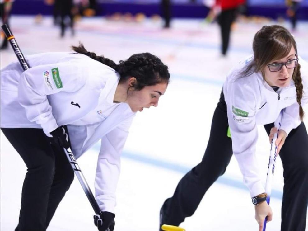 Carmen Pérez y Daniela García regresan del Mundial