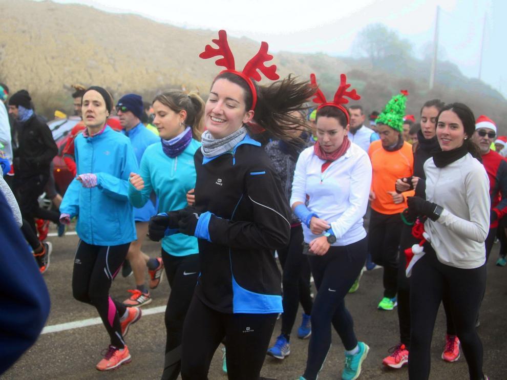 """La Carrera de Navidad """"canta las 40"""" con el apoyo de Zoiti"""