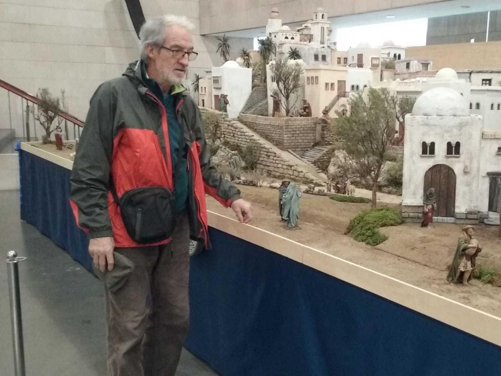 Juan Vela da este viernes el pregón de las fiestas en Huesca