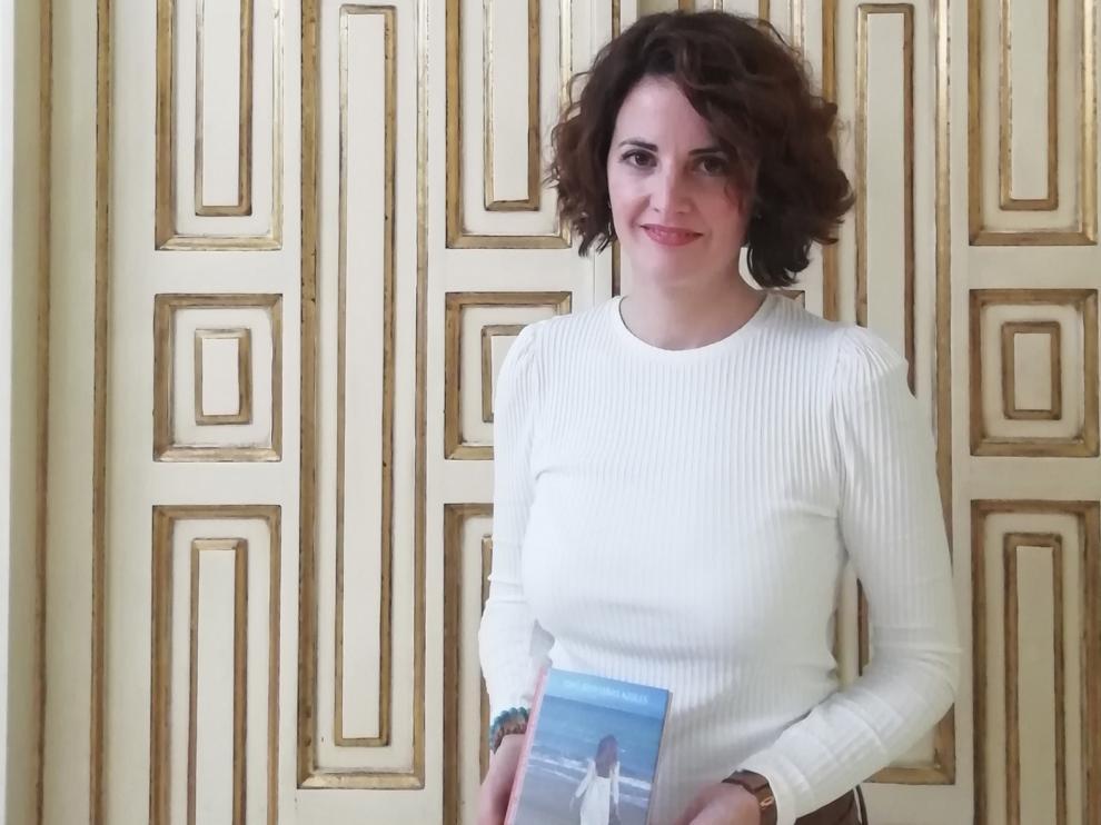 """Marta Armingol: """"Mi intención es que el lector no se sienta cómodo"""""""
