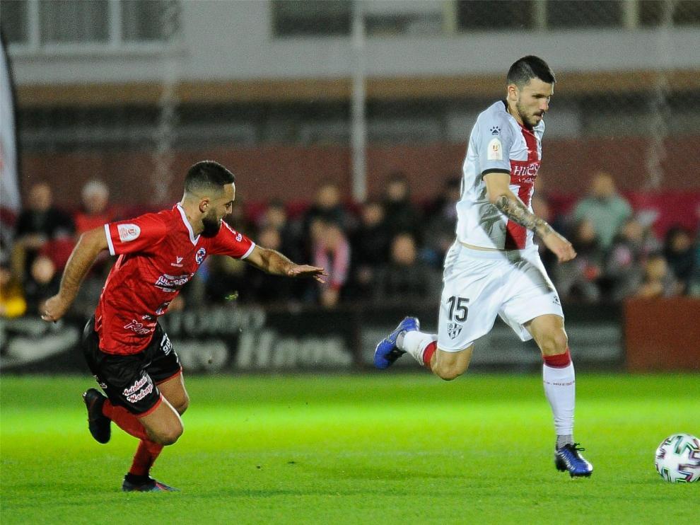 El Huesca se medirá con la Cultural Leonesa en la segunda fase de la Copa del Rey