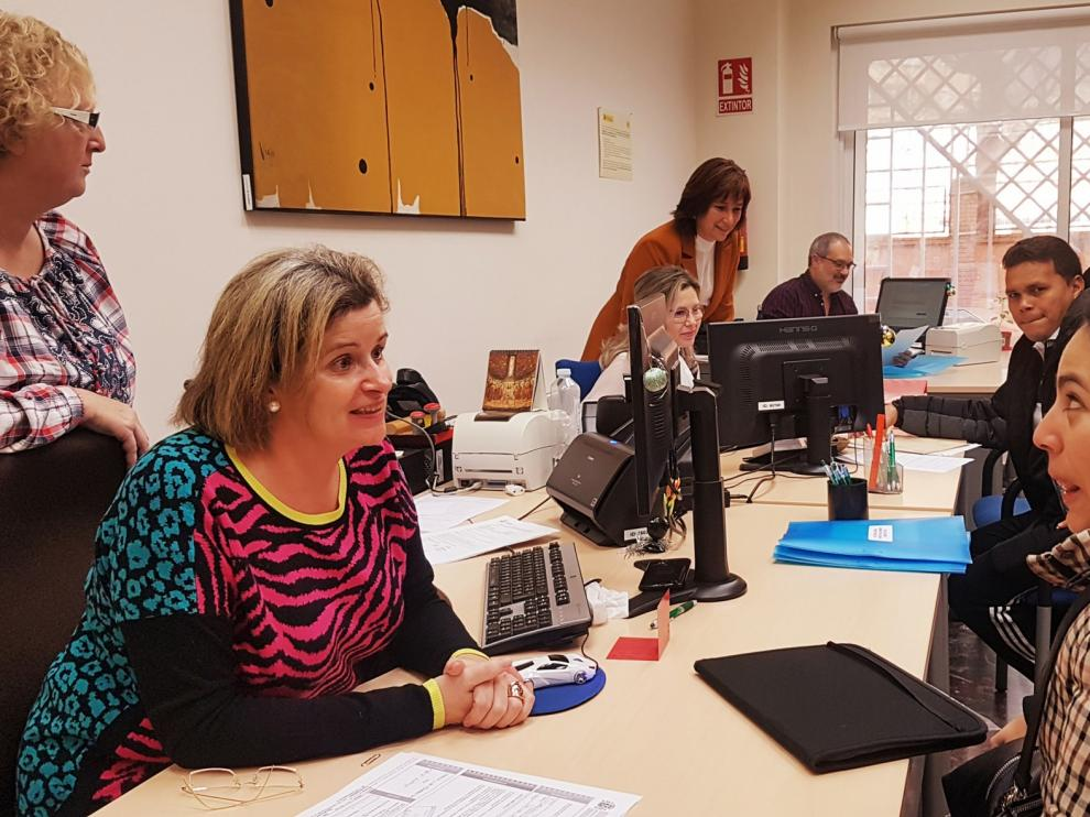 La Oficina de Información y Registro de la Subdelegación del Gobierno en Huesca recibe la máxima puntuación