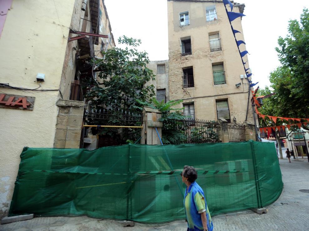 La Fiscalía General del Estado reabre la investigación del derribo en San Pedro